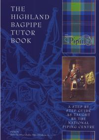 Highland Bagpipe Tutor Book Vol 1 - Nat'l Piping Centre