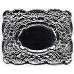 Economy Military Oval Buckle