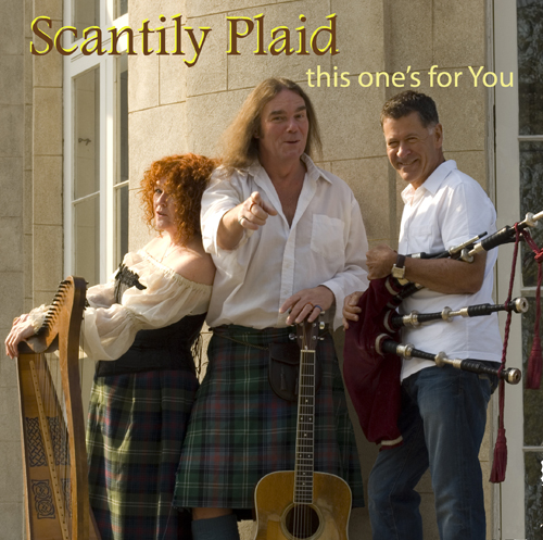 Scantily Plaid - This One's For You  **New Release**