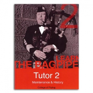College of Piping Volume 2 Book & DVD