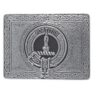 Belt Buckle for Clan Badge